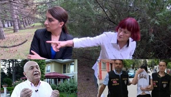 Sarar çifti, villa dehşetini anlattı