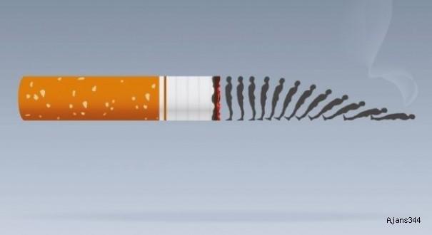 Sigaraya vedanın 5'inci yılında kanser riski azalıyor