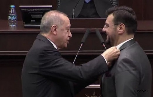 Tamer Akkal AK Parti'ye geçti