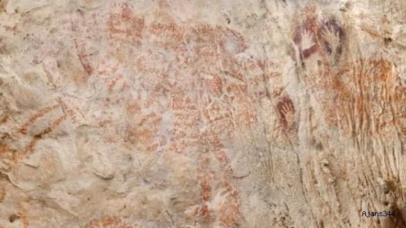 Tarihin En Eski Hayvan Resimleri Bulundu