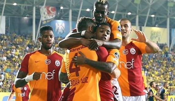 Terim Neşteri Vurdu Galatasaray Kazandı: 1-3