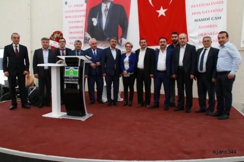 TİRŞİK İSTANBUL'DA ŞÖLEN OLDU!