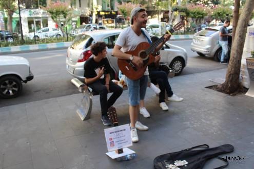 Trabzon Caddesi Şenleniyor!