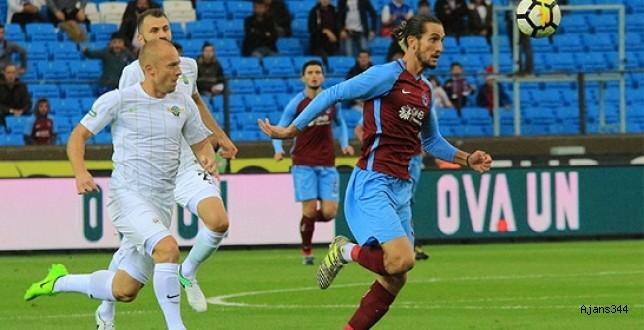 Trabzonspor, üç büyüklere fark attı!