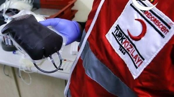 Türk Kızılayı'na 1 milyon 288 bin kan bağışı