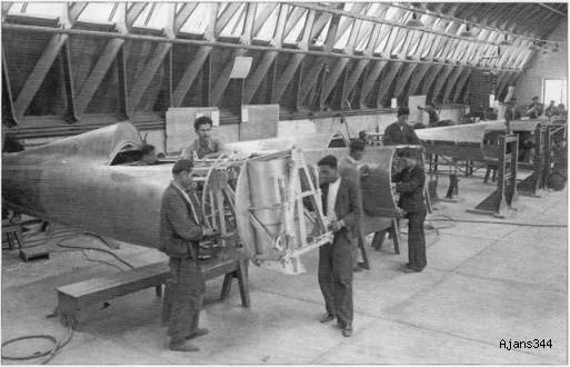 Türkiye'nin ilk uçak fabrikası 92 yıl önce Kayseri'de açıldı