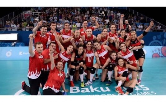 Türkiye'nin Sultanları şampiyon