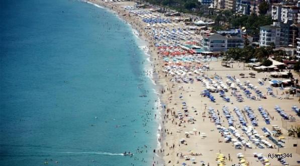 Türkiye'nin turizm geliri yüzde 30 arttı