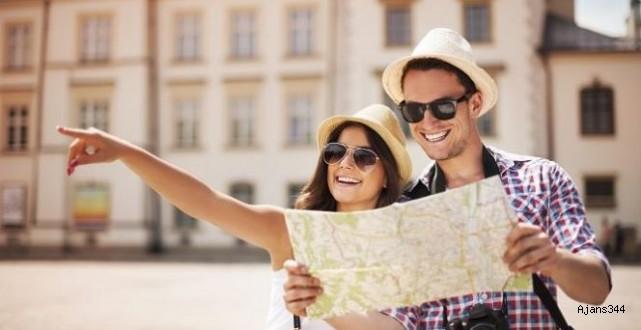 Türkiye'ye 180 ülkeden turist geldi