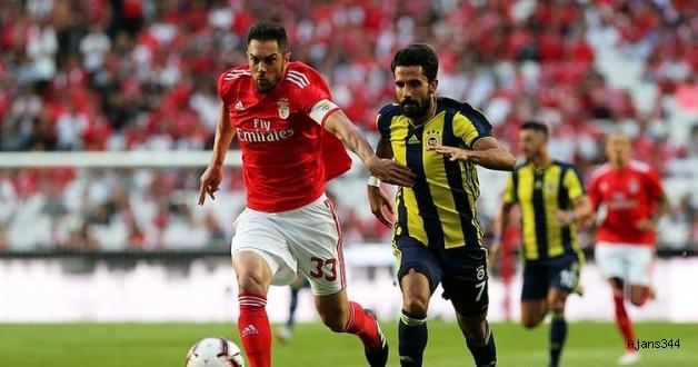 Umutlar Kadıköy'e Kaldı: 1-0