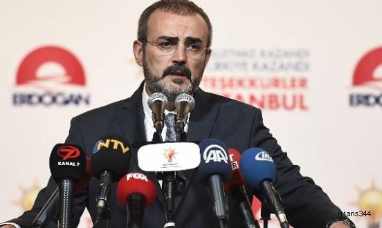 Ünal'dan çok sert Kılıçdaroğlu açıklaması