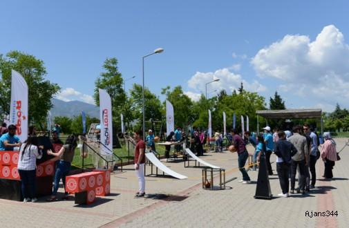 Üni Cup Fest KSÜ'de