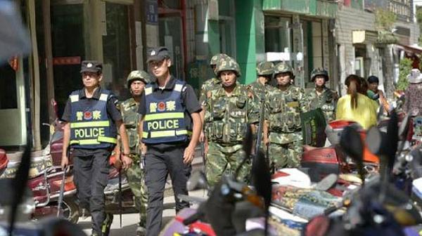 Uygur'da Ramazan katliamı: 18 ölü