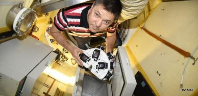 Uzayda 3 boyutlu yazıcıyla biftek üretildi