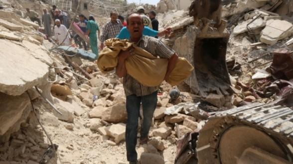Varil Bombası Katliamı: 54 Ölü