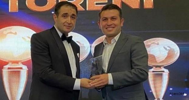 Yılın en başarılı muhabiri İbrahim Konar oldu