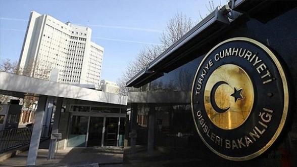 Yunanistan Dışişleri Bakanı Kocias Türkiye'ye geliyor